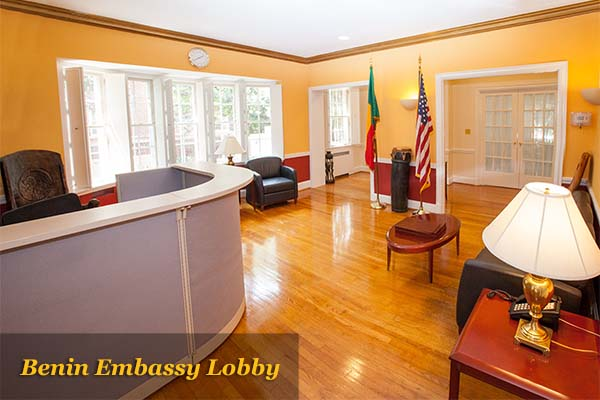 Embassy Lobby