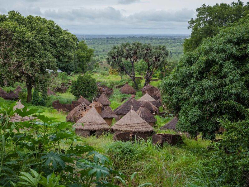 Photos Site Nord Benin